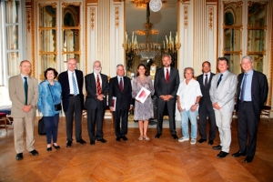 Remise du rapport du comité consultatif pour la promotion des langues régionales et de la pluralité linguistique interne