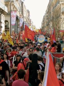 Manif Tolosa 2012