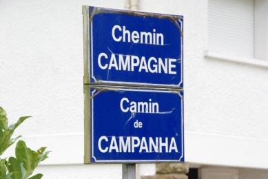 Panneaux bilingues 1
